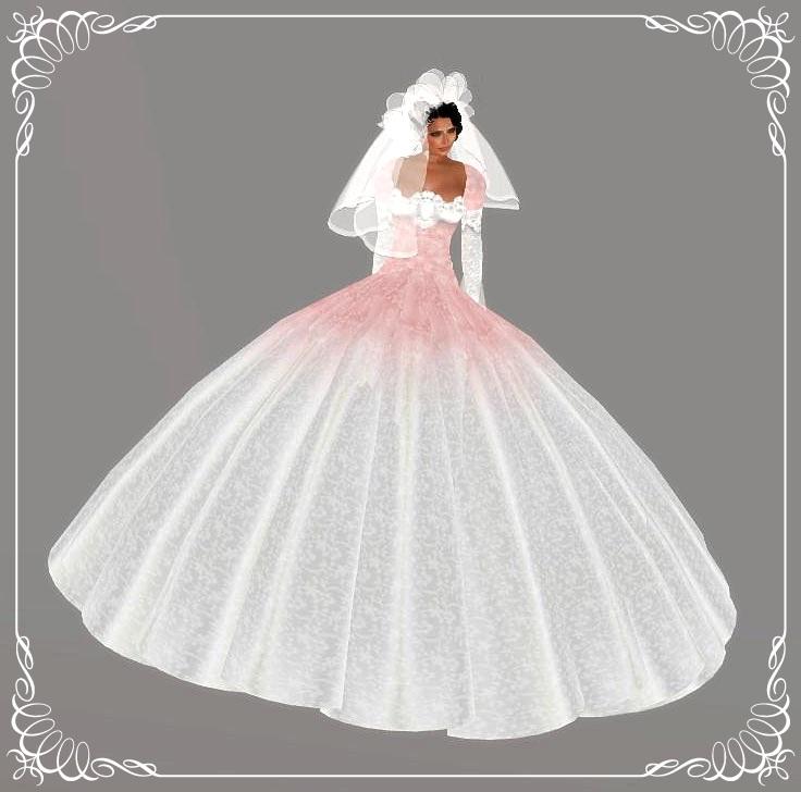 Wedding Altar Sims: TWA – Hochzeitskleid FREE