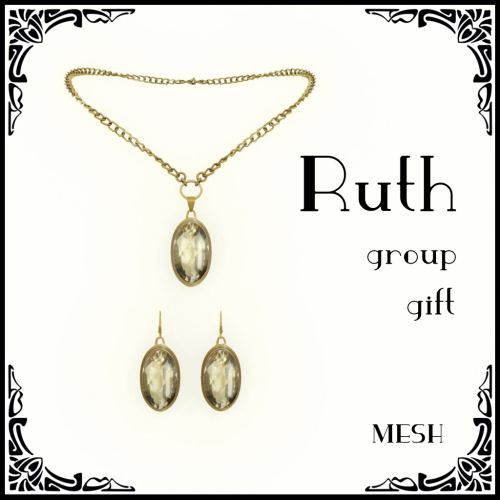 BELLE EPOQUE - Ruth Jewelry Set