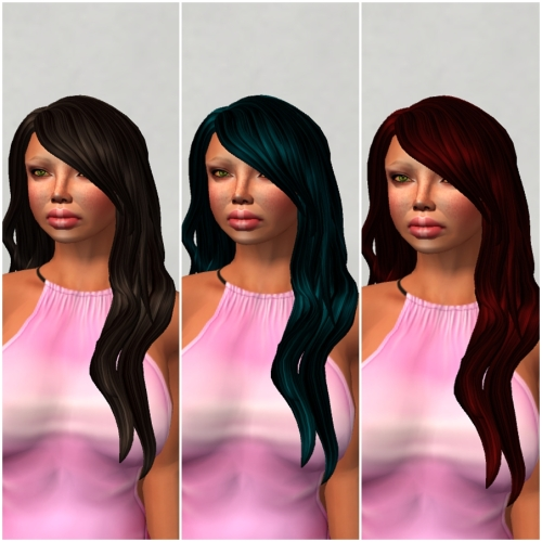 ChiChickie! Hair Fair 2014 - Gifties!