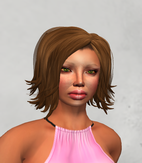 ~Damselfly~Dollar Hair (UniSex)HairFair