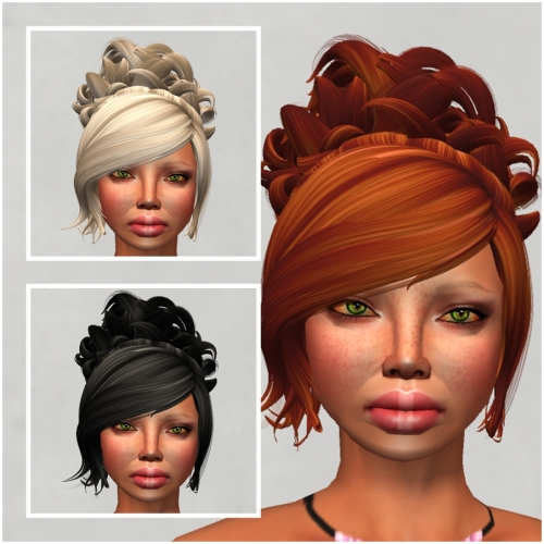 [LaNoir Soleil Designs] HAIR FAIR 2014 GIFT