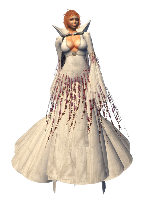 TWA - Fruit of the Gods Gown Set-Group Gift