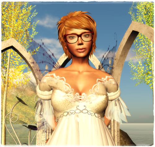 Elven Forest -  Free Fairy outfit 1
