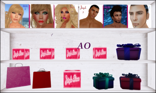 JSTYLE 1 - NEW  Groupgifts August 20142