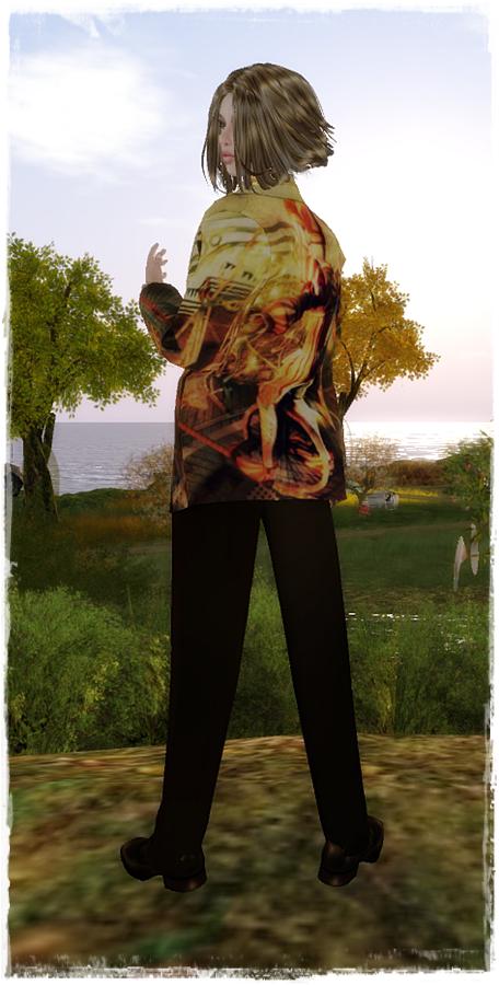 Paris METRO Couture Artist Series Bianca Xavorin Tuxedo1