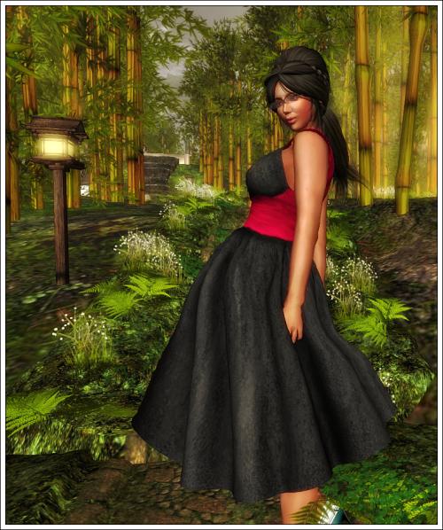 TOPAZIA - Groupgift Vita Dress 29.August 2014