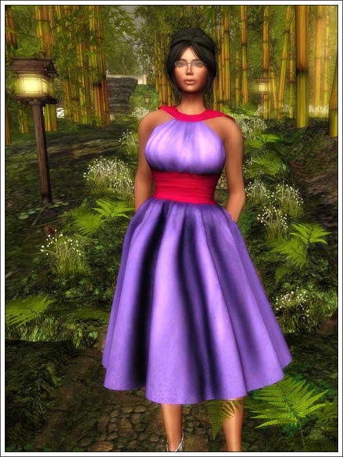TOPAZIA - Groupgift Vita Dress 29.August 20141
