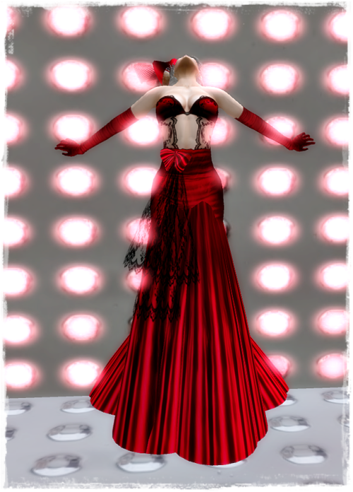 Asteria Creations - Istanblue Formal Dress Red