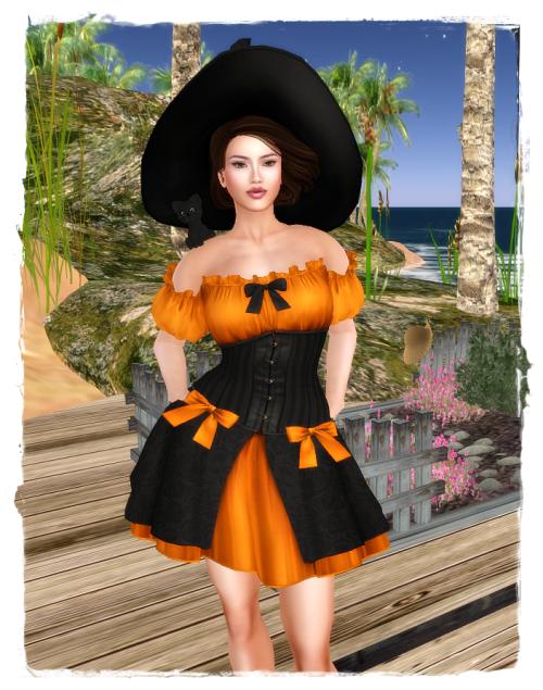 GF- 2014 Halloween Groupgift 2014 Dress Set