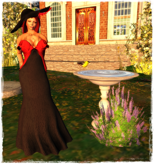 [hh] Jade Formal Dress (2 Options to Wear)