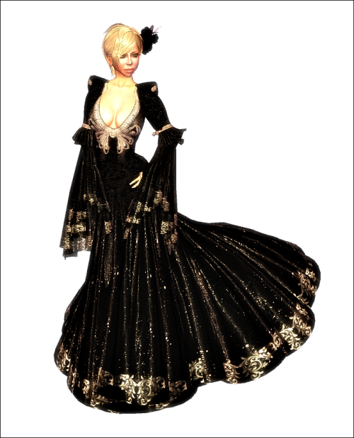 TWA - Outer Limits Gown Groupgift 23. November 2014