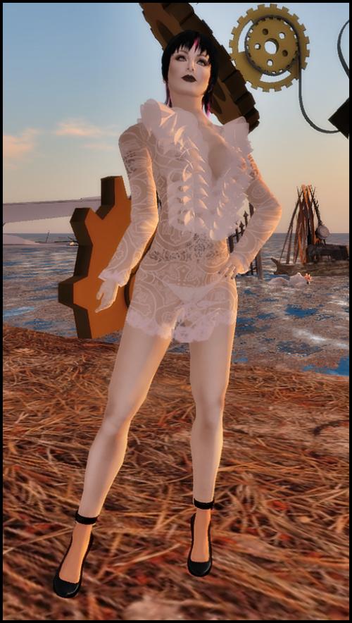 Always Design- Sexy Lady white Groupgift 21.Dec.2014