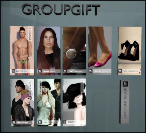 Elysium - Groupgifts December 2014
