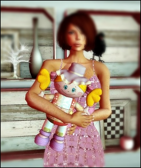 Souled Out - Rag Doll Gift! FREEBIE