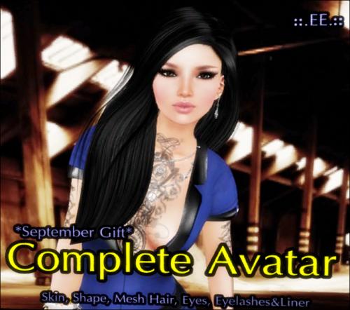 EE- Complete Avatar GG September2015