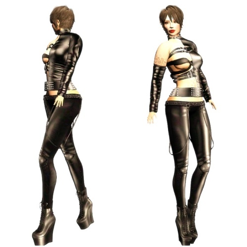 LoveCats - NEW Havoc outfit