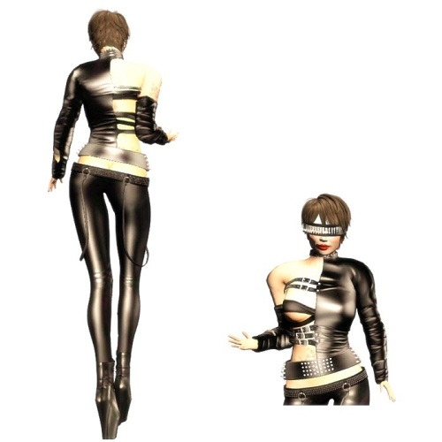 LoveCats - NEW Havoc outfit1