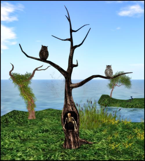 ~SweetRevolution ~ Creepy Nightmare Tree m-t GG 04. October 2015