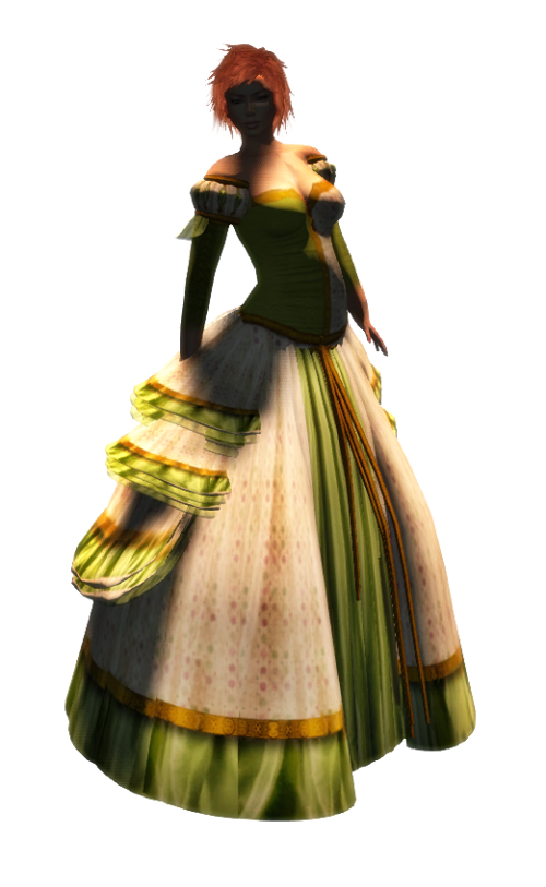 TWA-Of Myth and Legend Gown GG 04. October 2015