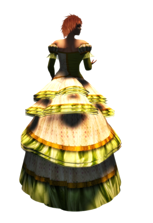 TWA-Of Myth and Legend Gown GG 04. October 20151