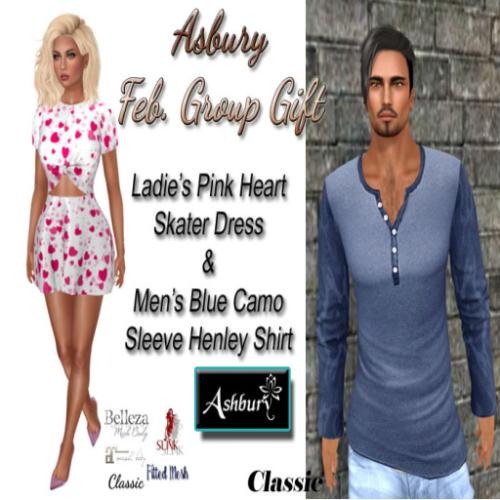 Ashbury Group Gift 2016