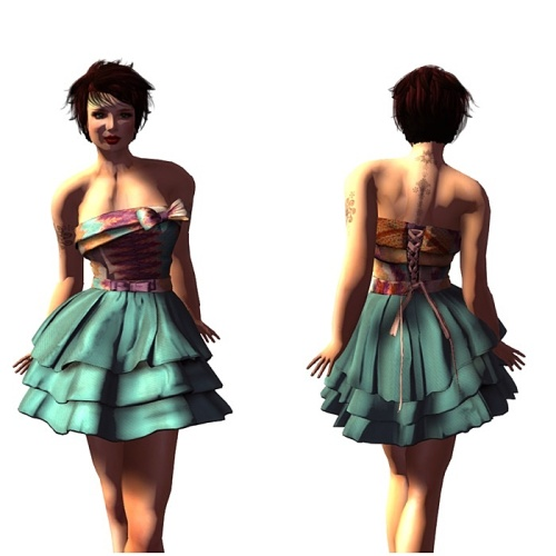 ALB JENNA cocktail dress 7 by AnaLee Balut