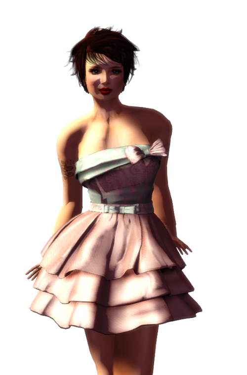 ALB JENNA cocktail dress 8 GIFT by AnaLee Balut1