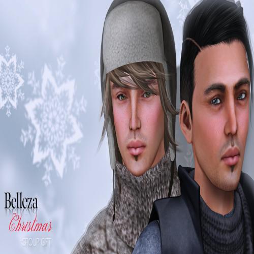 -Belleza- Male Xmas Gift Ad