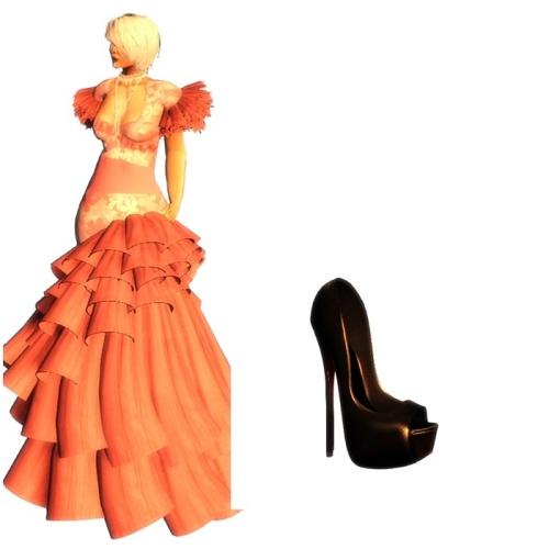 caramelo de fresa - flamenco GG