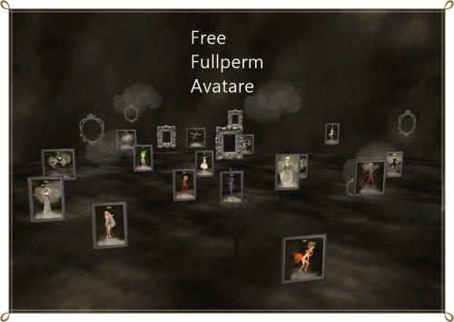 Delicatessen - FREE Avatare - Fullperm