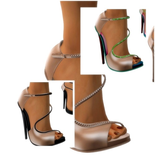 [EASTERLiNG] Phoebe Shoes