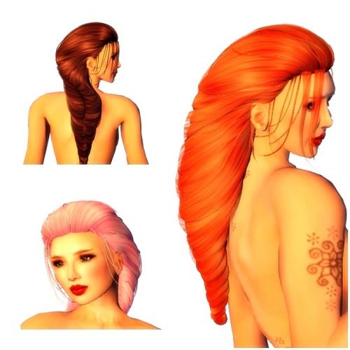 EMO-tions.@HAIROLOGY - KRISTEN HAIR