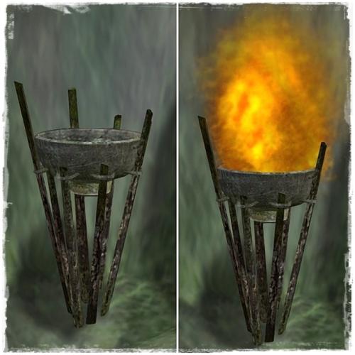 [HL] Cave Lamp 3 prims