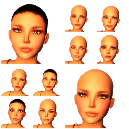 Jolie FULL PACK Skins+Shape(by UNIQUE MEGASTORE)Fullperm