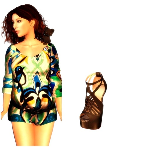 LEGENDAIRE - sl frees&offers - LUCY JUMPSUIT GG April 2016