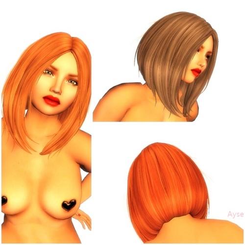 [LeLutka]-SIENNA hair-FATPACK