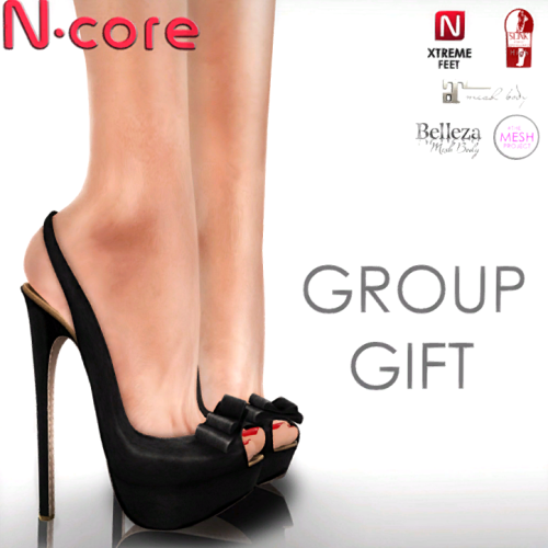 N-core - Group Gift KAREN Black