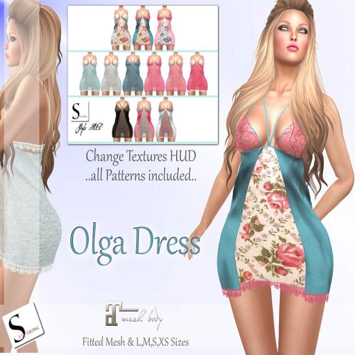 Olga Dress V