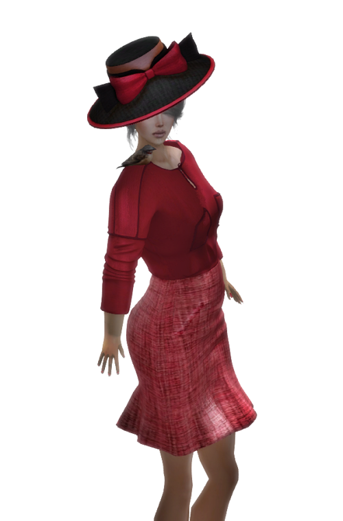 Prism - Coco Dress and Hat by Journey GG April 2016