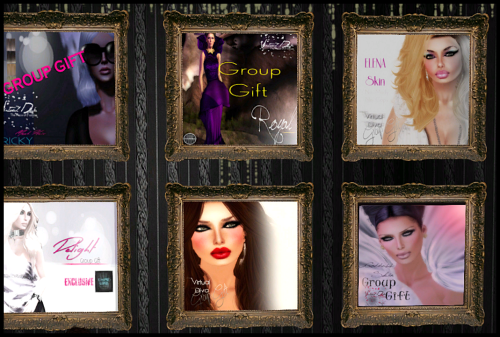VIRTUAL DIVA – GroupGifts April 2016