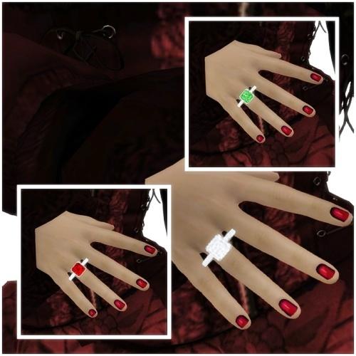 ! !ALLURA! !-Elegance Ring FREEBIE