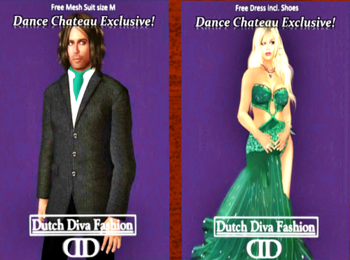 Dance Chateau! - 1 Linden GIFTS
