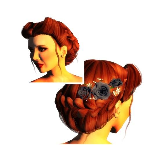EMO-tions @COSMOPOLITAN - LOTTE HAIR