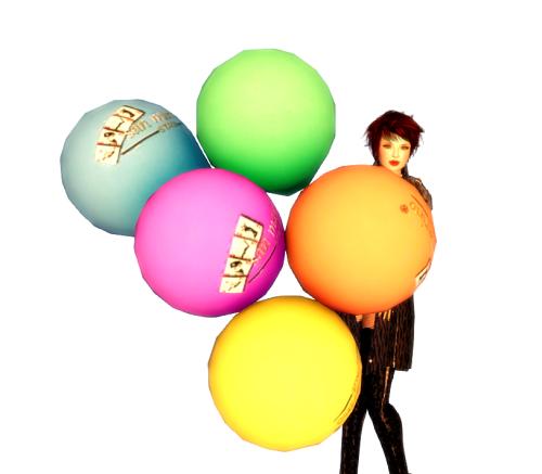 FREE Balloons San Marino