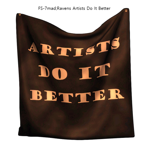 FS-7mad;Ravens Artists Do It Better