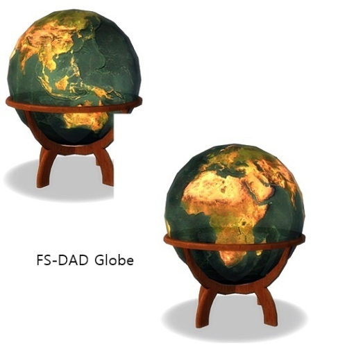 FS-DAD Globe