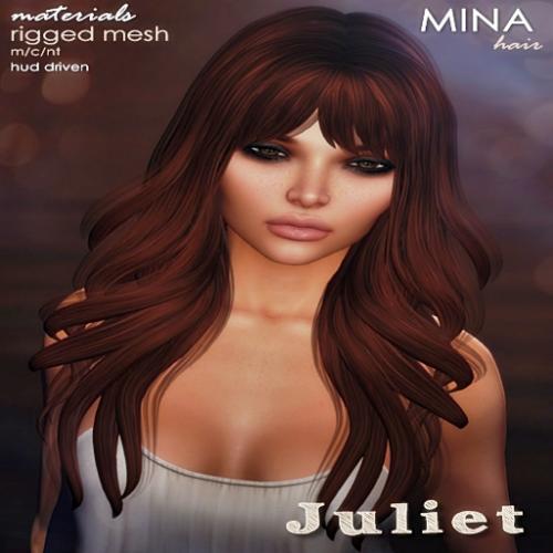 FS-MINA Hair - Juliet