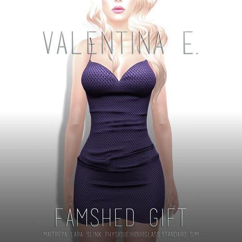 FS-Valentina E. Arabella FaMESHed Gift AD
