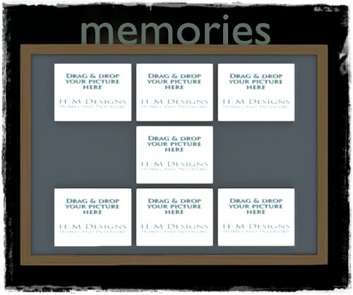 Keeping Memories Photo Frame 1 prim