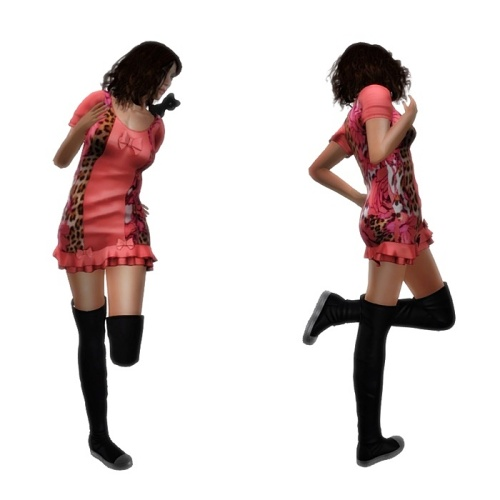 LEGENDAIRE - slfrees&offers  NURIA DRESS GG Mai 2016